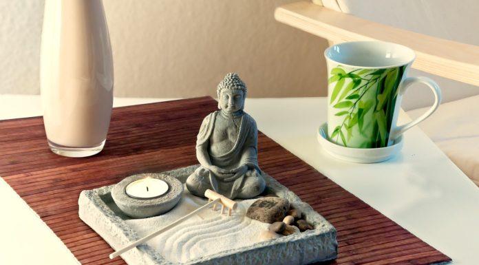 feng shui spálňa