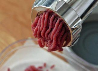 mlynček na mäso