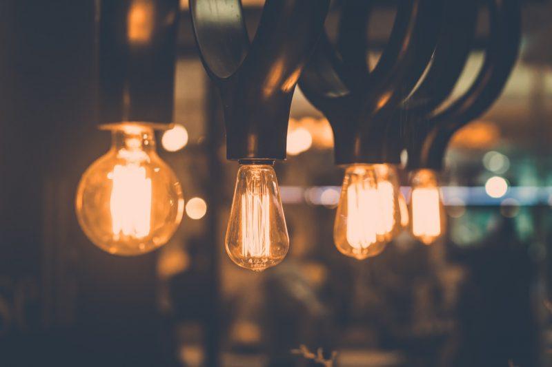 industriálne osvetlenie