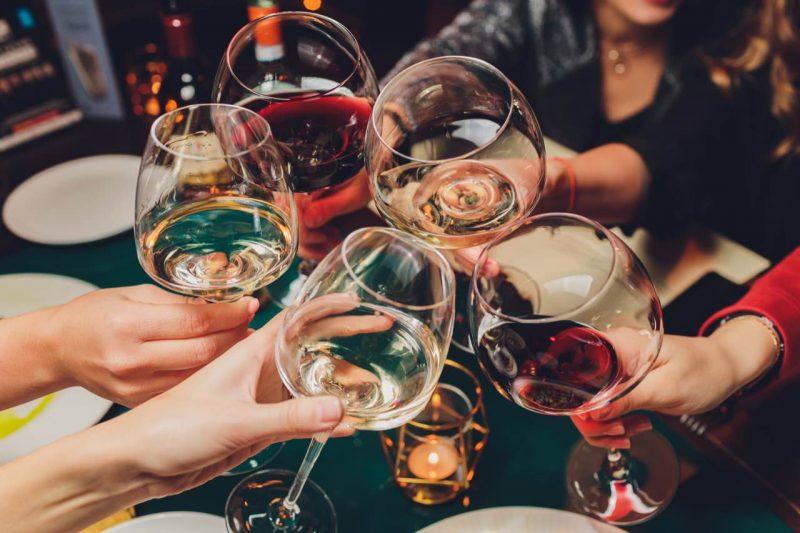 poháre od vína
