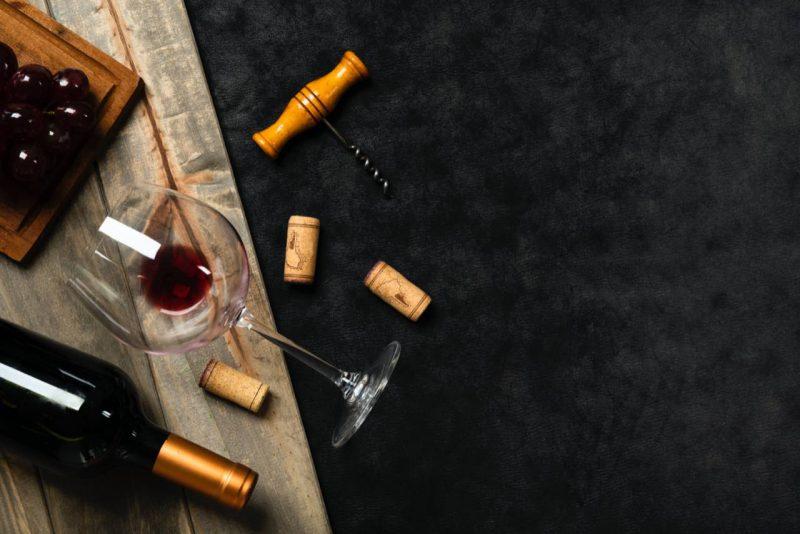vínový pohár