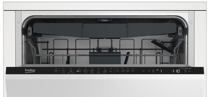 otvorená umývačka Beko DIN 28430