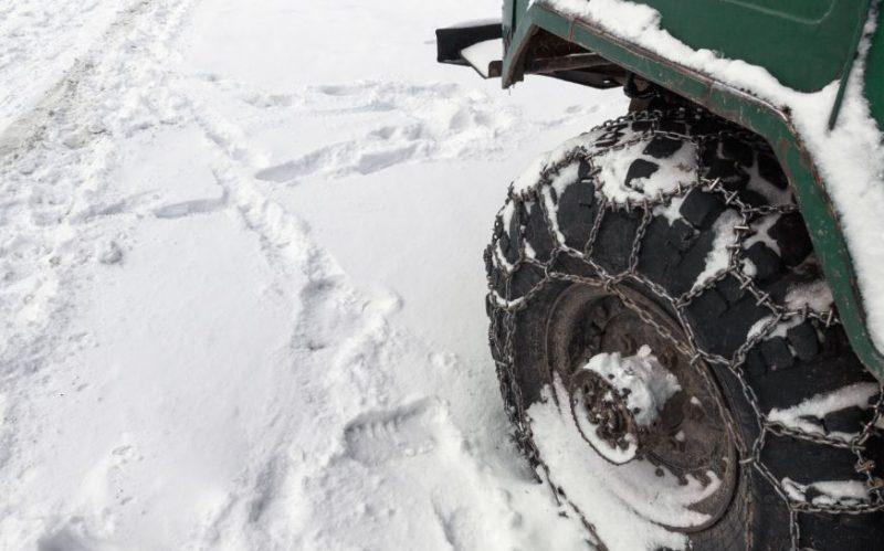 reťaze na pneumatikách