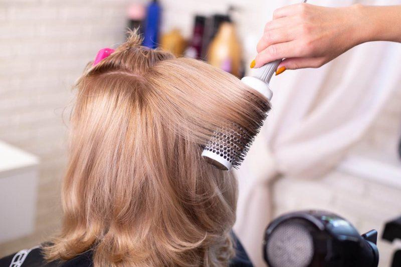 úprava vlasov