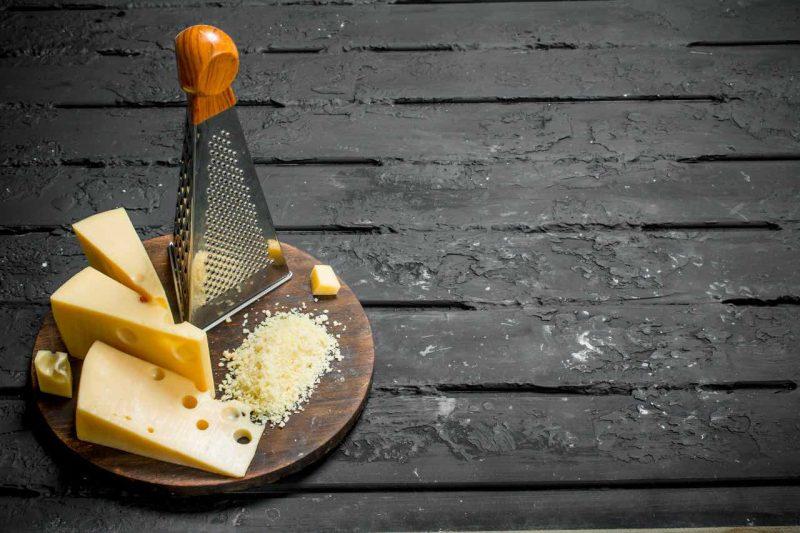 strúhadlo na zeleninu a syr