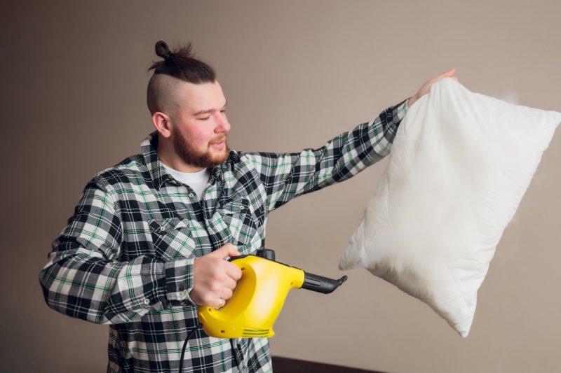 parný čistič
