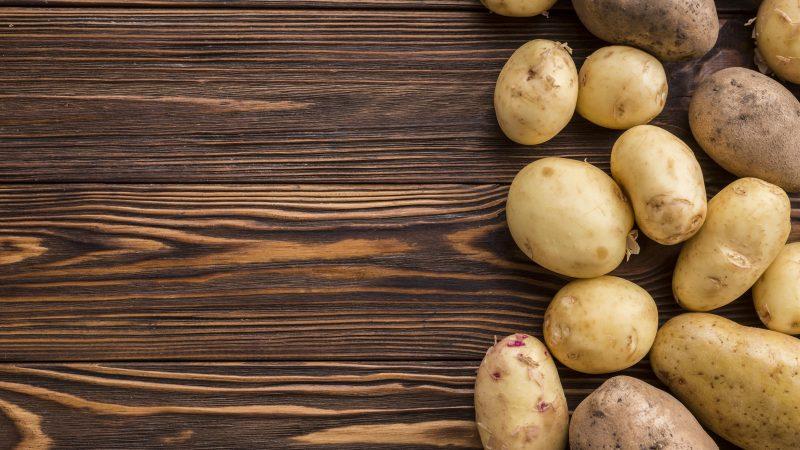 zemiaky na stole